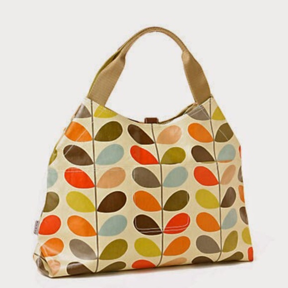 Anthropologie Handbags - Orla Kiely Anthropologie Multi Stem Shoulder Bag 52ae0aaf29d6d